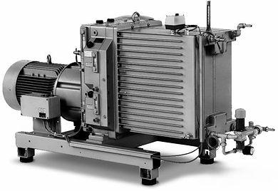 elmo rietschle rotary vane vacuum pump, ontario, mississauga, toronto, gta, canada