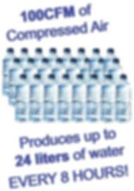 humind compressed air, wet compressed air, air dryers, compressed air dryers, atlas copco