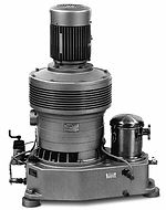 Elmo Rietschle VLV Rotary Vane Vacuum Pump , ontario, mississauga, toronto, gta, canada