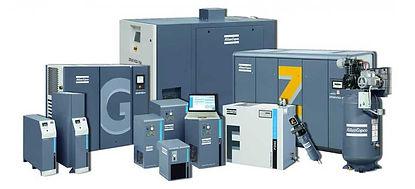 Atlas Copco Compressors - Toronto Canada