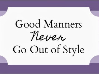 Money Doesn't Buy Manners