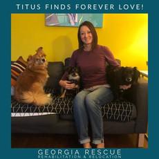 Congratulations Titus!