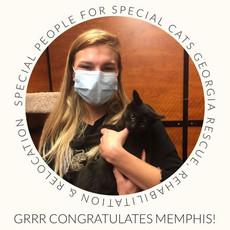 Congratulations Memphis!