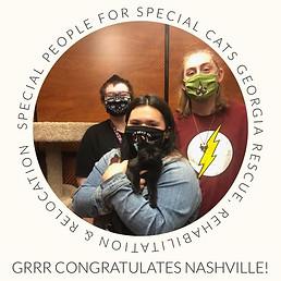 Congratulations Nashville!