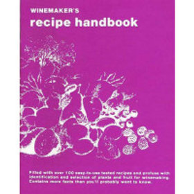 Winemaker's Recipe Handbook   Winemaker's Recipe Handbook   Product Code: BM-868