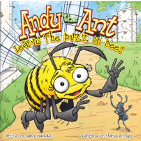 Andy The Ant Learns The Buzz On Bees   Product Code: BM-400