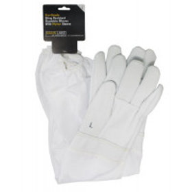 Pro-Grade Goatskin Gloves - Large