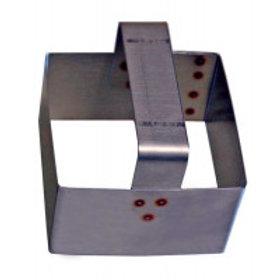 """Comb Cutter - 3 3/4"""" (9.53 cm) square"""