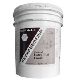 Eggshell Color Flat Finish - 5 Gallons (18.93 l)