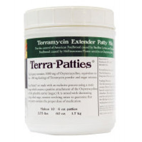 Terra-Patties - 10 patty pail   Product Code: DC-520