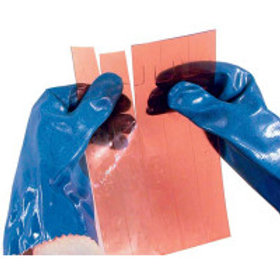 Heavy-Duty Chemical Resistant Gloves --X LARGE