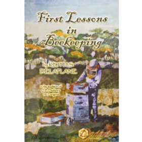 First Lessons in Beekeeping - English   First Lessons in Beekeeping - English
