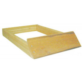 10 Frame Hive Stand Pine   Product Code: WW-305