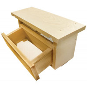 10 Frame Drawer Pollen Trap   Product Code: WW-200