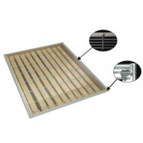8 Frame Metal Bound Excluder   Product Code: HD-121