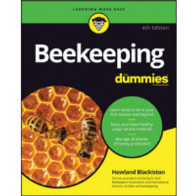 Beekeeping For Dummies - 4th Edition   Product Code: BM-874
