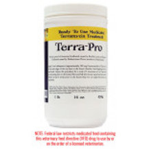 Terra-Pro - 1 lb (454 g)