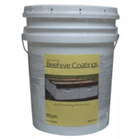 White Color Semi-Gloss Finish - 5 Gallons (18.93 l)