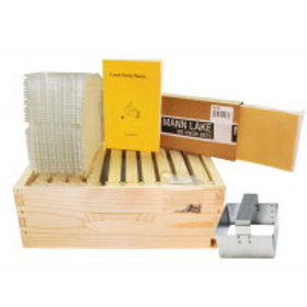 10 Frame Comb Honey Super Kit