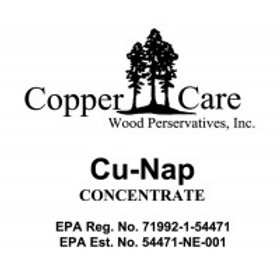 Cu-Nap 8% - 55 Gallon (208.20 l) Drum