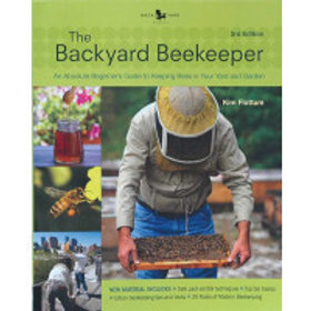 The Backyard Beekeeper   Product Code: BM-835