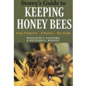 Storey's Guide to Keeping Bees   Product Code: BM-332