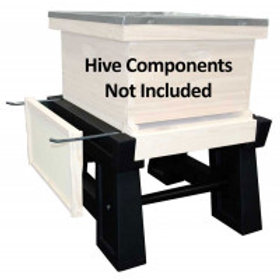 8Frame Ultimate Hive Stand with Frame Perch   Product Code: HD-708