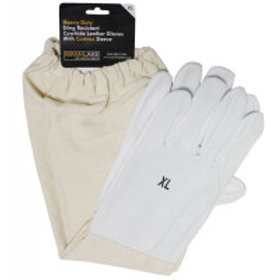 Economy Cowhide Leather Gloves - X Large