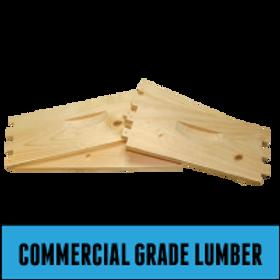 """8 Frame - 6 5/8"""" Unassembled Super - Commercial Grade - Each"""