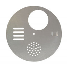 Steel Entrance Disc - 4 Positions   Product Code: HD-596