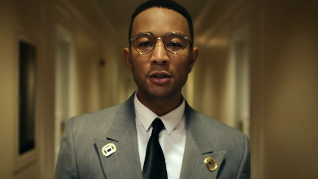 "John Legend Feat. Chance The Rapper ""Penthouse Floor"""