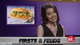 Winter Games Firsts & Feuds // Jack in the Box®