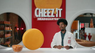 It's Not Just About Cheese // Cheez-It®