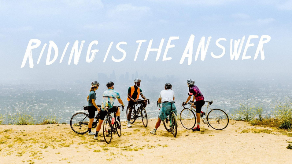 Rapha: Riding Is The Answer