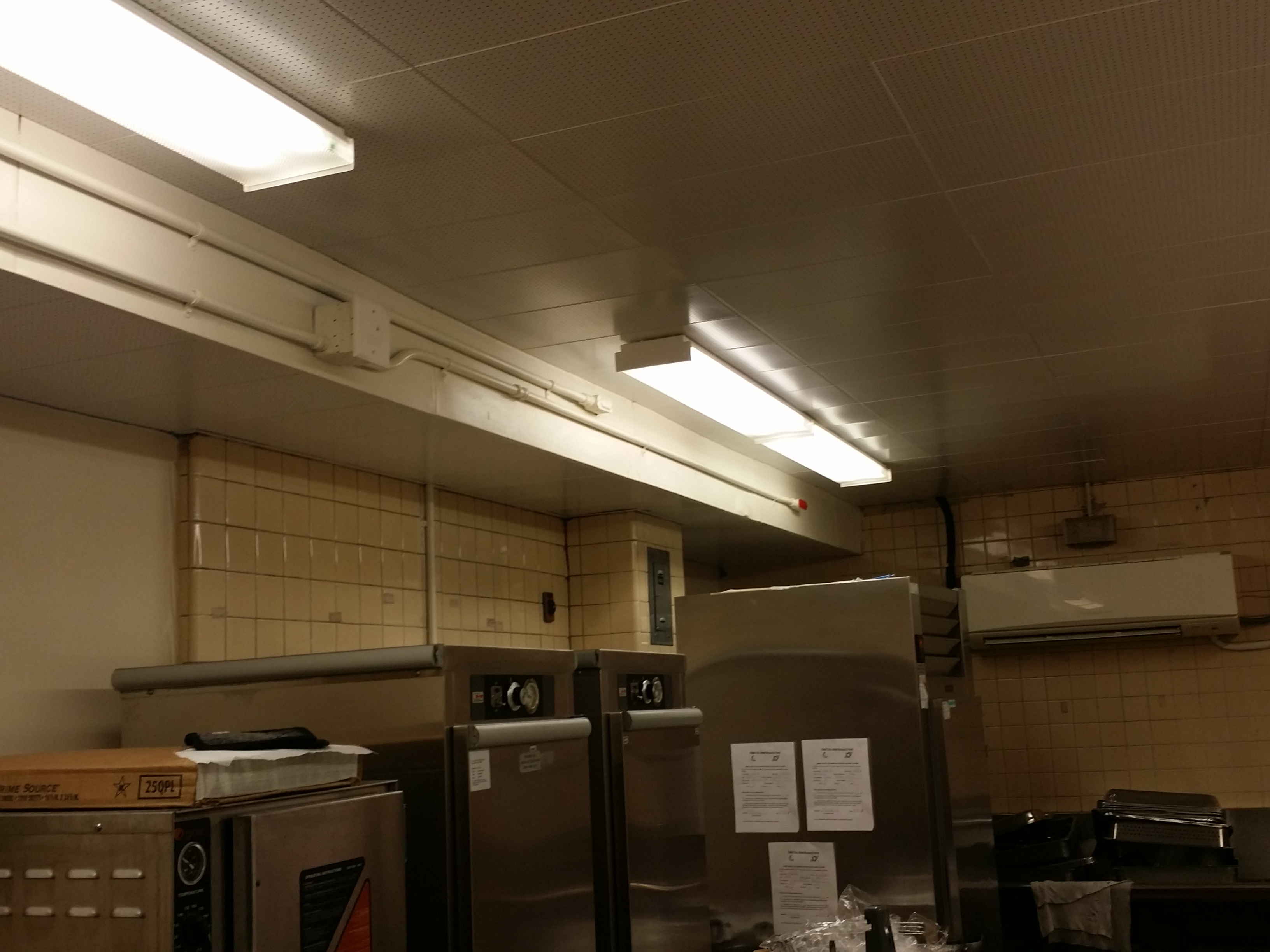 PS 57 KITCHEN EXHAUST UPGRADE