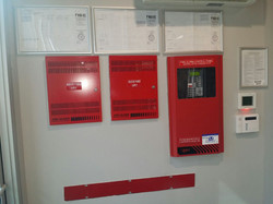 8-16 Berry St.  Fire Alarm System
