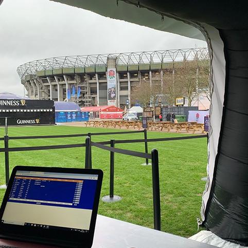 Natwest Rugby Simulator