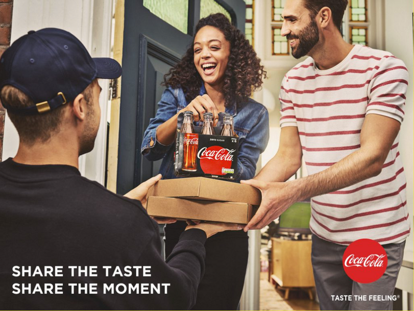 Coca Cola Campaign 2019