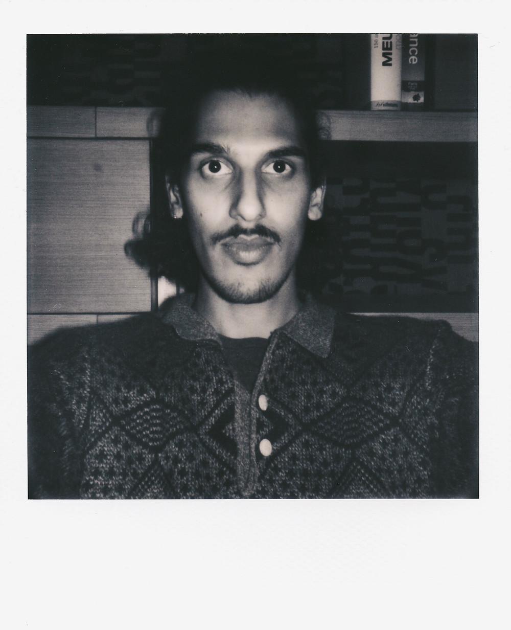Portrait de Vincent Naba