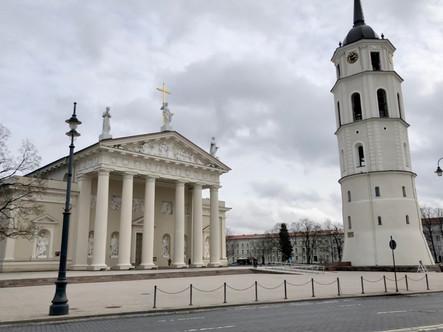 Stadttour Vilnius