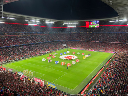 Stadionbesuch FCB