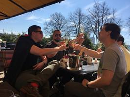 Junggesellenabschied in Riga
