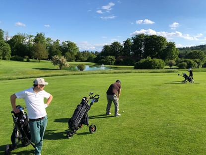 Golfen im GC Rieden