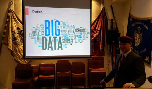 Vortragsabend Big Data