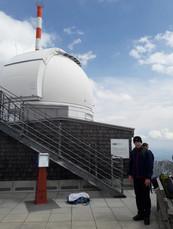 Besuch der Sternwarte Wendelstein
