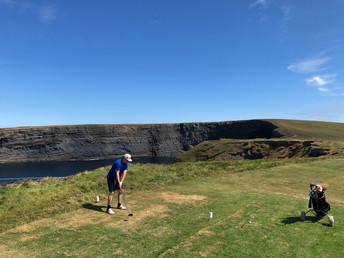 Golftour durch Irland