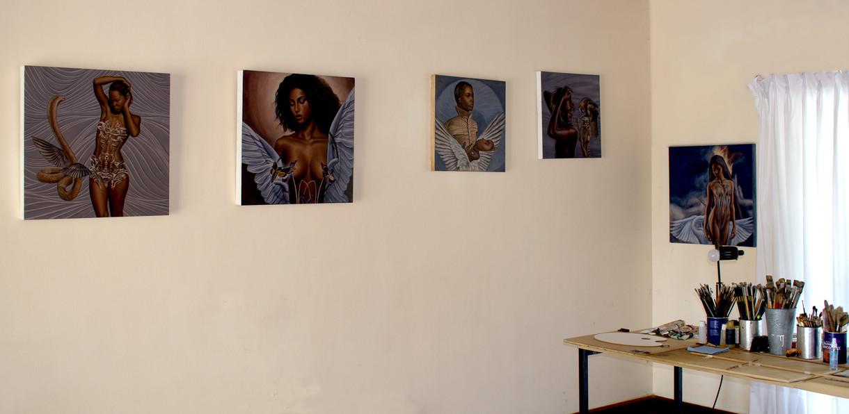 In The Studio Jan 2020