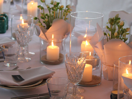 Small and Cosy Winter Wedding