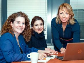Vrouwen meer aan het werk is in het belang van iedereen