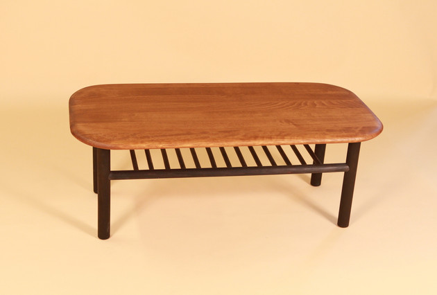 TABLE BASSE CANISSE